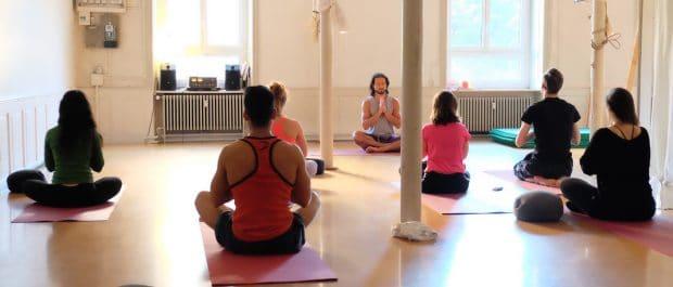 Yogacommunity.ch Studio in Basel