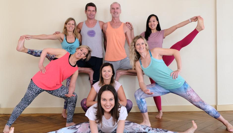 Yoga in Basel: Yogacommunity.ch